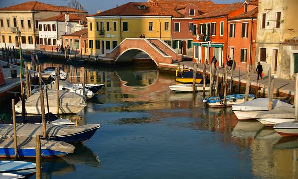 Murano - Reflections