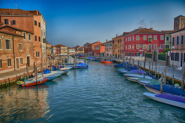 Murano - Water way