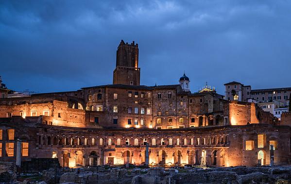 Ruins of Trajan's Forum