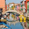 """""""Burano Bridge"""" - Burano, Italy"""