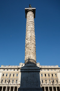 Column of Marcus Aurelius, Rome, IT