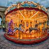 Merry Go Round in Piazza della Repubblica Florence