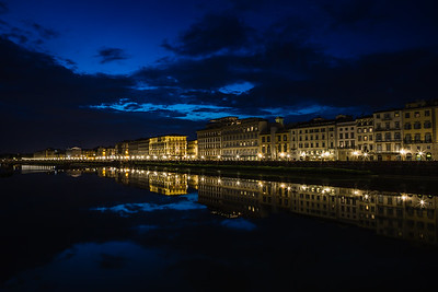 Fiume Arno, Florence (2)