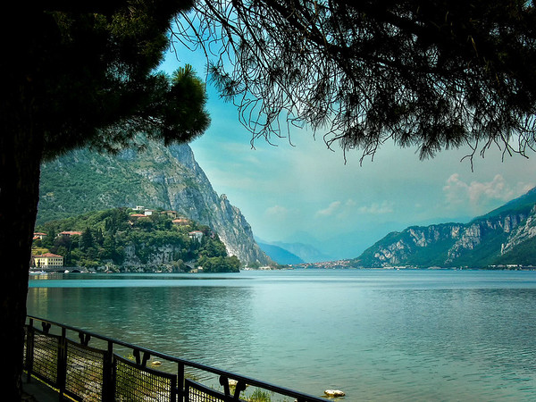 Kemmerer__Lake Como on the way to Bellagio