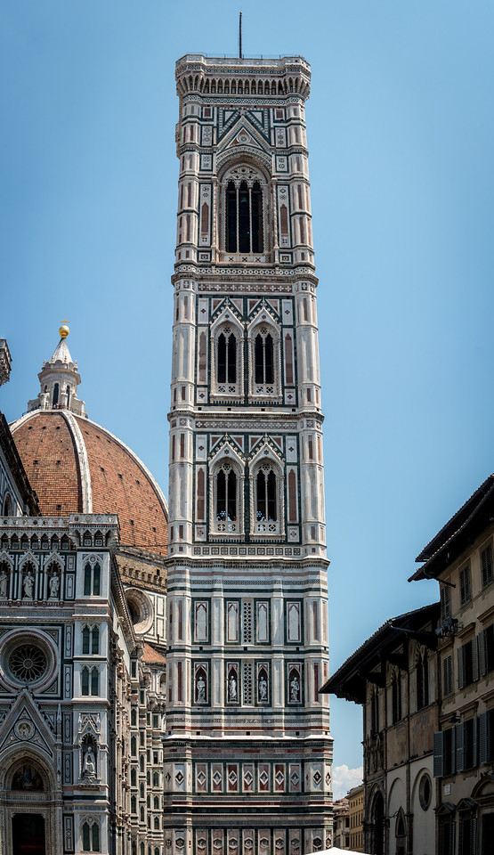 Il Duomo Campanile, Florence.