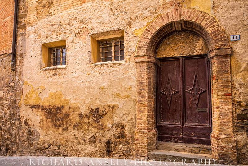 Doors of Italy 2-Tuscany