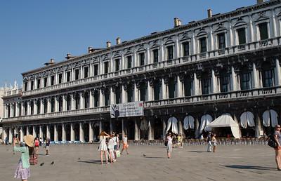 Piazza San Marco Tourism