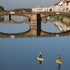 Exploring the River Arno