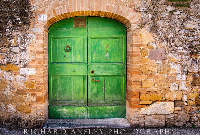 Doors of Italy 8-Tuscany