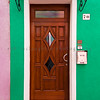 Door 70 in Green, Burano, Veneto