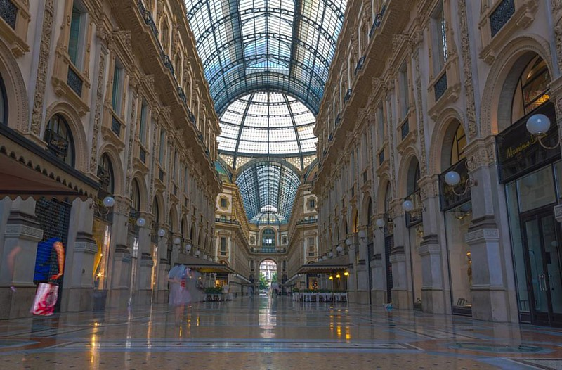 Milan's shopping haven. Galleria Vittorio  #TagDistrict.App #architecture @TagDistrict #primeshots #arquitectura #architettura #urbano #td_urban #udog_public #architectureporn #architecturelovers #building #buildings #urban #beautiful #cityscape #td #buil