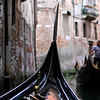 On board my Gondola