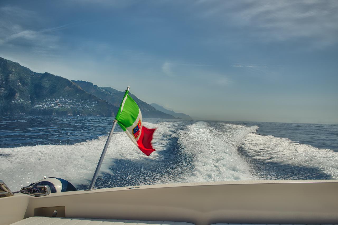 Boating Amalfi Coast