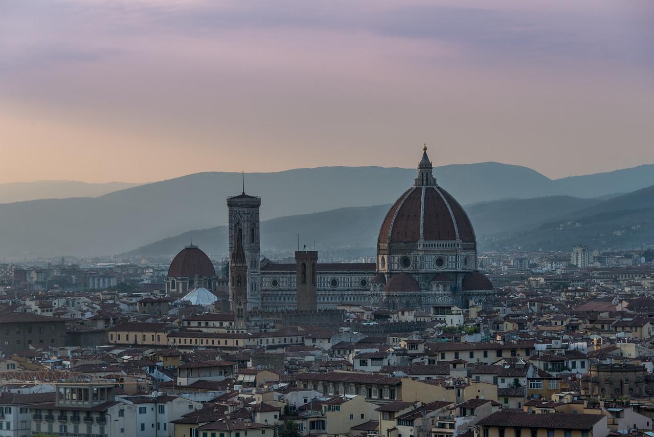 Il Duomo, Florence.