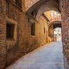 Streets of Siena 3-Tuscany, Italy