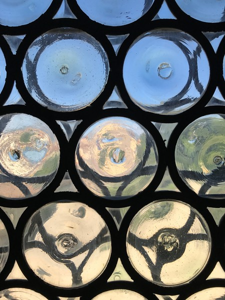 Window at the Palazzo Pitti. 2017.