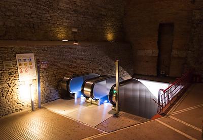 Underground Escalator - Perugia