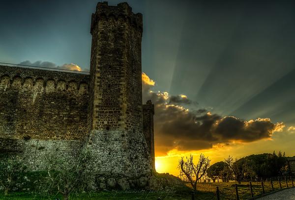Fortezza Montalcino
