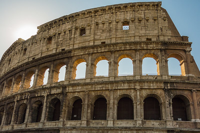 Colosseum, Rome, IT