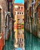 Canal in Venice Vertical 8 x 10