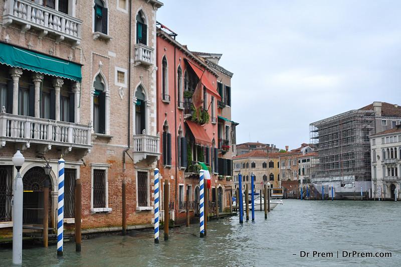 The Grandeur Of Venice