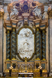Saint Ignatius Church, Rome, IT
