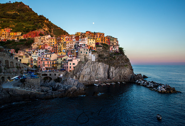 Magical Manarola