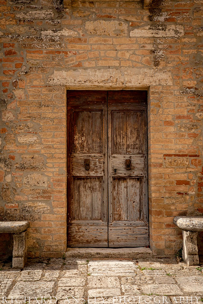 Doors of Italy 6-Tuscany
