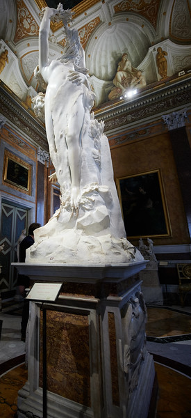 Bernini, Apollo and Daphne.