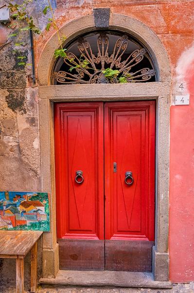 Monterrosa Door