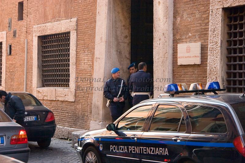 Antimafia Division, Rome, Italy
