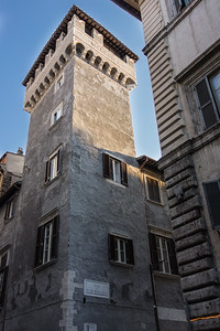 Medieval Tower, Rome, IT