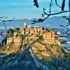 """Afternoon's Last Warmth"" - Bagnoregio, Italia"
