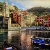 Mending the Lines Vernazza, Cinque Terre