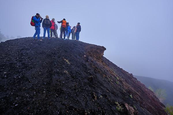 Etna cone