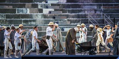 Aida in Verona