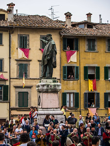Anghiari Battle Ceremony