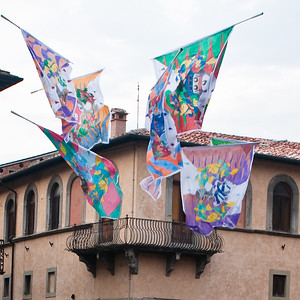 Palio Sunday in Sansepolcro