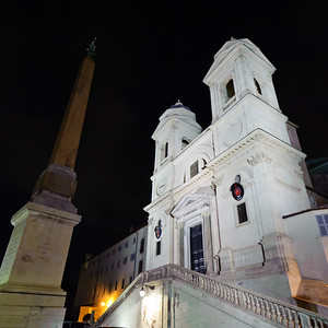 Spanish Steps Cathedral