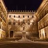Salimbeni Square, Siena, Italy