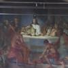 Last Supper Abbey dinning room Monte Oliveto Maggiore