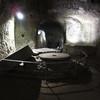 wine press underground Orvieto