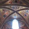 inside Orvieto's Duomo