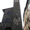 Clock tower Montalcino