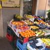 fruit stand in Riomaggiore Sept 21