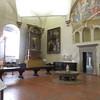 inside Palzza dei Consoli  Museum Gubbio