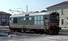 FS D345.1058 is seen outside the depot at Alessandria on 16 May 1989