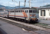FS E646.087 pauses at San Stefano Magra on 16 May 1989