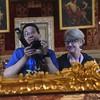 let's pause here in the Velvet Room (Galleria Doria Pamphilj)