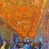 Gallery of maps @ Vatican museum